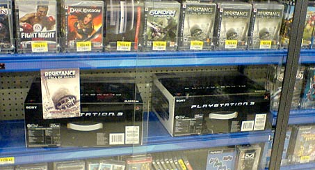 Lonely Playstations